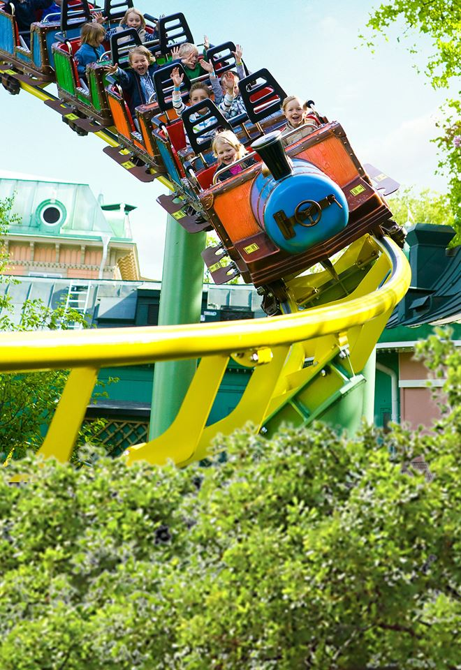 Rides & attractions | Liseberg