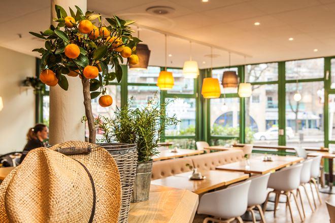 Hotell Liseberg Heden restaurant