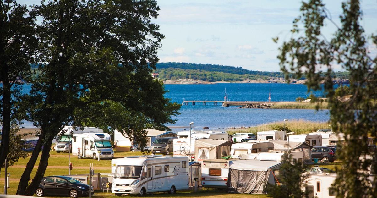 68c0261c Liseberg's camping Askim Strand Gothenburg