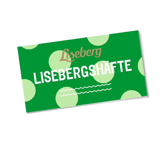 Liseberg ticket book 2019